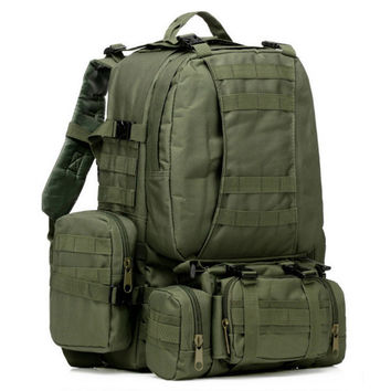 ★ Large ★ Military Tactical Backpack