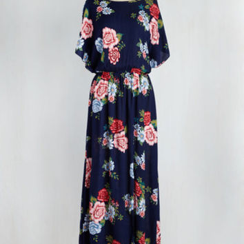 Gazebo Goddess Maxi Dress | Mod Retro Vintage Dresses | ModCloth.com