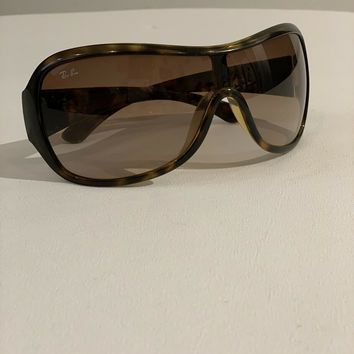2fff8024558 Vintage 70 s Ray Ban Motorcycle Cool Wrap Sunglasses Preowned