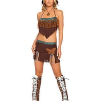 Native American | Sexy Clothes Womens Sexy Dresses Sexy Clubwear Sexy Swimwear | Flirt Catalog