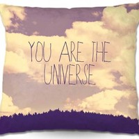 Artistic Couch Pillow | Rachel Burbee | Universe | Dianoche Designs