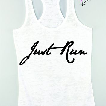Just Run Women's Running Tank, Running tank for women
