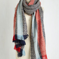 It's High Line Time Scarf by ModCloth