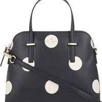 KATE SPADE NEW YORK - Cedar Street Dot leather shoulder bag | Selfridges.com