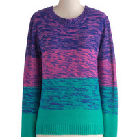 Everyday Energetic Sweater | Mod Retro Vintage Sweaters | ModCloth.com