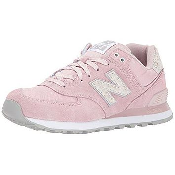 New Balance Women's 574V1 Shattered Pearl Sneaker