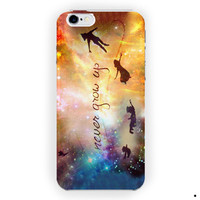 Disney New Peter Pan Quote Cover For iPhone 6 / 6 Plus Case