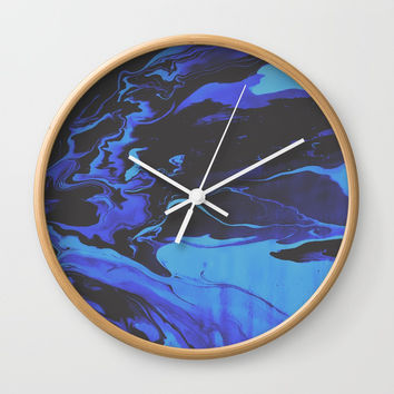 Things aint like they used to be Wall Clock by DuckyB