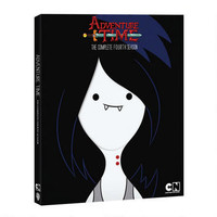 Adventure Time The Complete Fourth Season DVD |