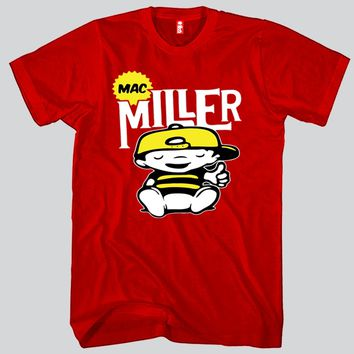 Mac Miller 2 Colors Unisex T-shirt Funny and Music