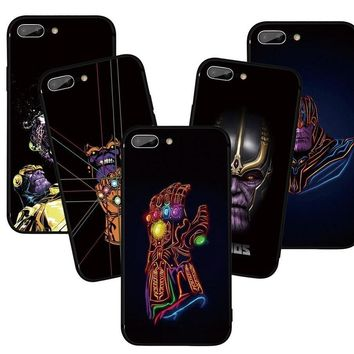 Avengers Infinity Thanos Phone cases For iphone