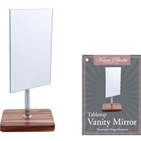 Makeup College Girl Essential - Standard Tabletop Vanity Mirror - Shower Room Necessities