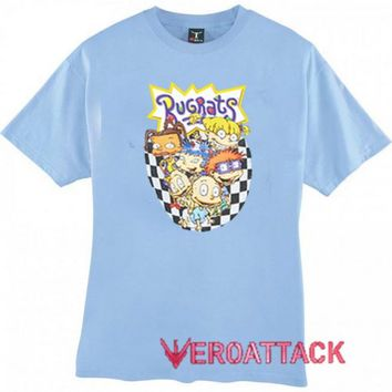 Rugrats Checkered T Shirt Size XS,S,M,L,XL,2XL,3XL