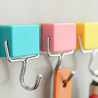 3Pcs Super Strong Magnetic Hooks