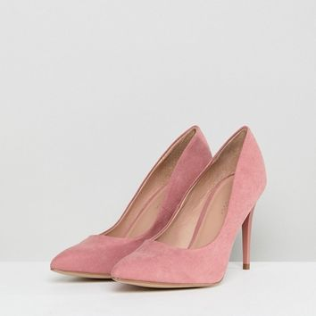 New Look Pointed Court Shoe at asos.com