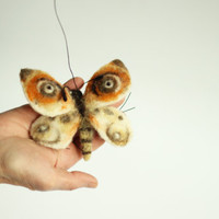 Needle Felt Butterfly - Spring Decoration - Home Decoration
