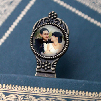 Personalized Bookmark with Photo