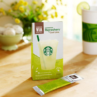 Starbucks VIA Refreshers™ Cool Lime with Green Coffee Extract