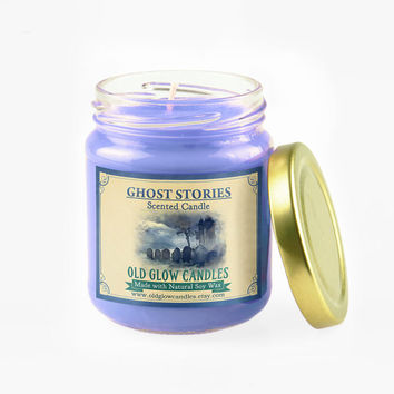 Ghost Stories - Spooky Scented Soy Candle