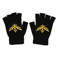 Nintendo The Legend Of Zelda: Skyward Sword Triforce Gloves
