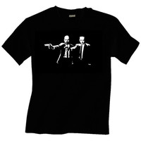 Breaking Bad Pulp Fiction Style T Shirt