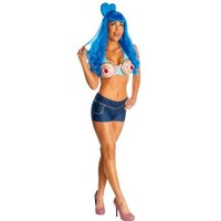 Katy Perry Secret Wishes California Gurl Cupcake Costume