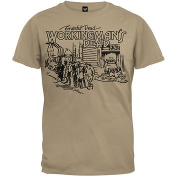 Grateful Dead - Workingmans Sketch T-Shirt