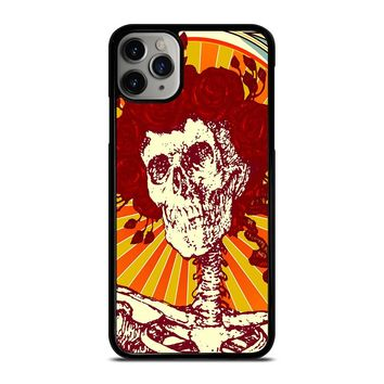 GRATEFUL DEAD SKULL ART iPhone Case Cover