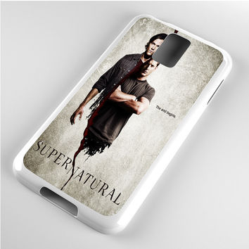 SUPERNATURAL POSTER Samsung Galaxy S5 Case