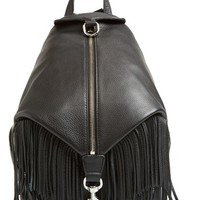 Rebecca Minkoff 'Julian' Backpack with Fringe