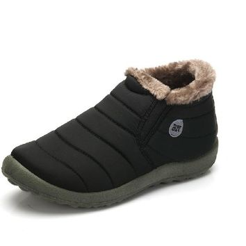 New Fashion Men Winter Shoes
