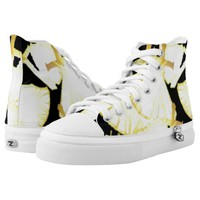 Protection In Darkness Printed Shoes