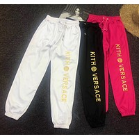 Versace Women Retro Pants