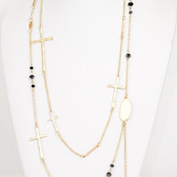 Small Chained Cross Set