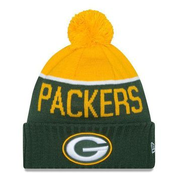 Green Bay Packers NFL15 On Field Sport Knit Hat