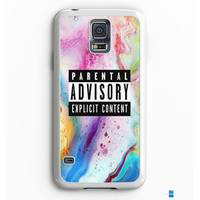 Parental Advisory Samsung Galaxy S7 Edge Case Aneend