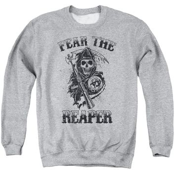 Sons Of Anarchy - Fear The Reaper Adult Crewneck Sweatshirt