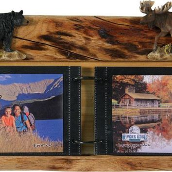 Hunting Frames - Bear & Moose Picture File