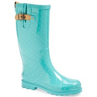 Chooka 'Posh Dot' Rain Boot