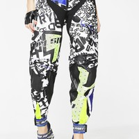 Power Shift Moto Pants