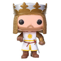 Funko Monty Python And The Holy Grail Pop! Movies King Arthur Vinyl Figure