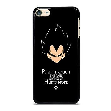 VEGETA QUOTE DRAGON BALL Z iPod 4 5 6 Case