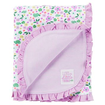 Just One You™Made by Carter's® Newborn Receiving Blanket – Purple