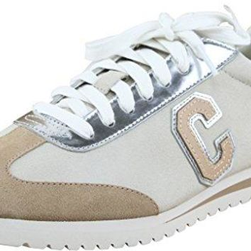 Coach Women's Ian Sneaker (Midnight Navy/Chalk)