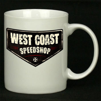 West Coast For Ceramic Mugs Coffee *