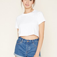 Boxy Tee | Forever 21 - 2000187478