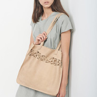 Beautiful Leather Tote Bag, Laser Cut Leather Purse, Leather Bag, Women Laptop Bag, Handmade Bag, Hand Bag