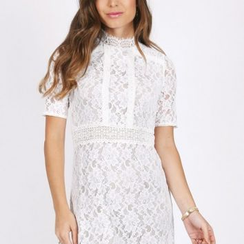 Byrdie Lace Dress