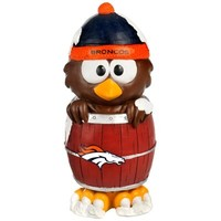 Denver Broncos Thematic Owl