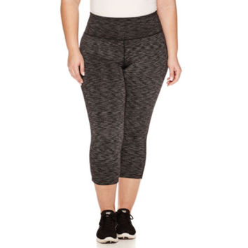Xersion™ Performance Capri Pants with Tummy Control - Plus - JCPenney